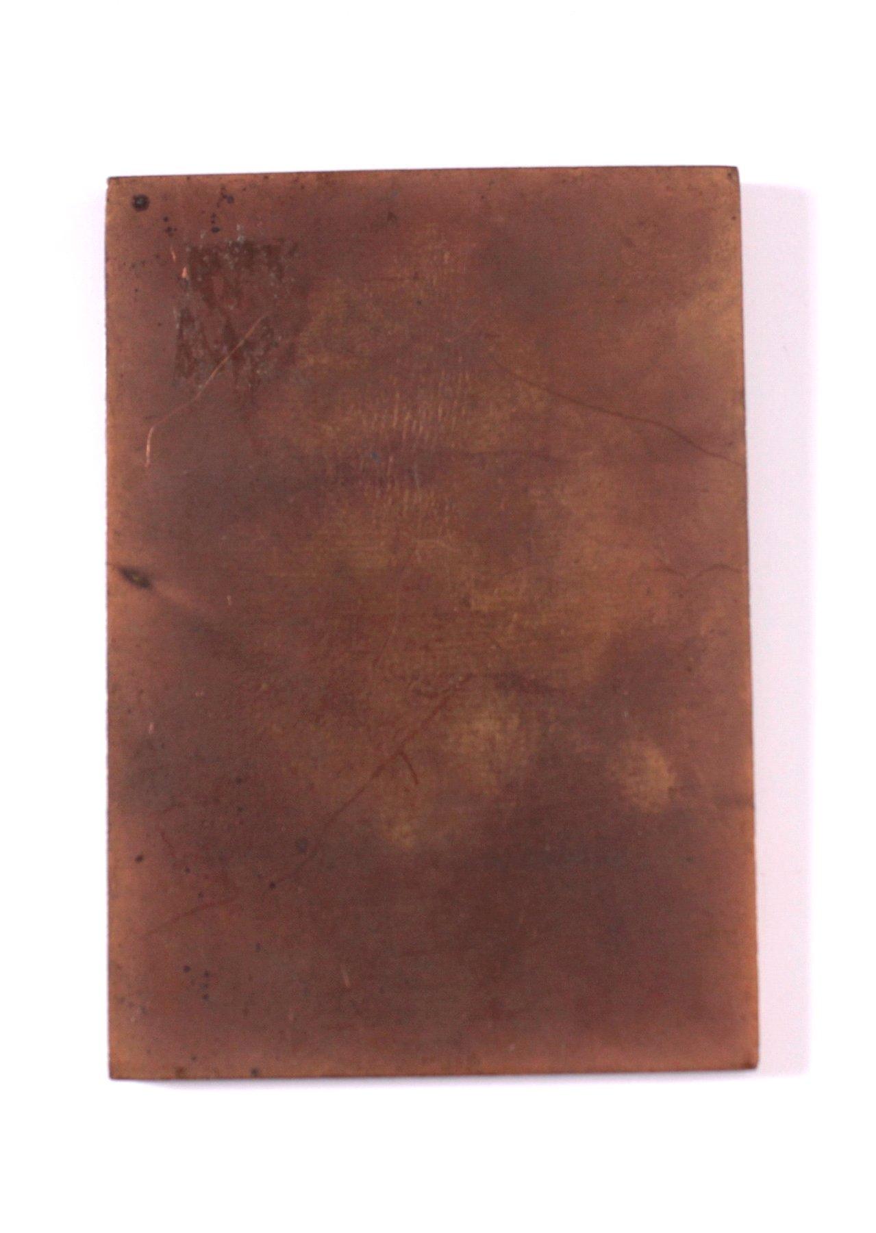 Bronzemedaille FFM 1951-1