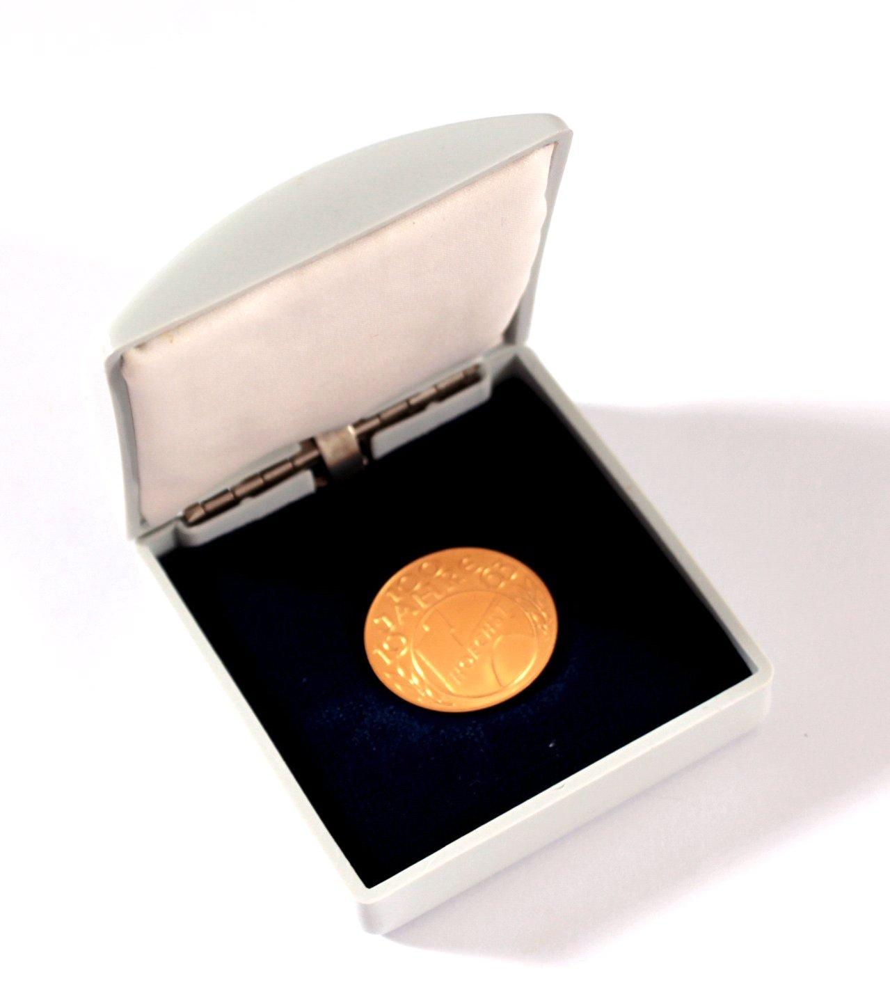 Goldmedaille 100 Jahre Höchst