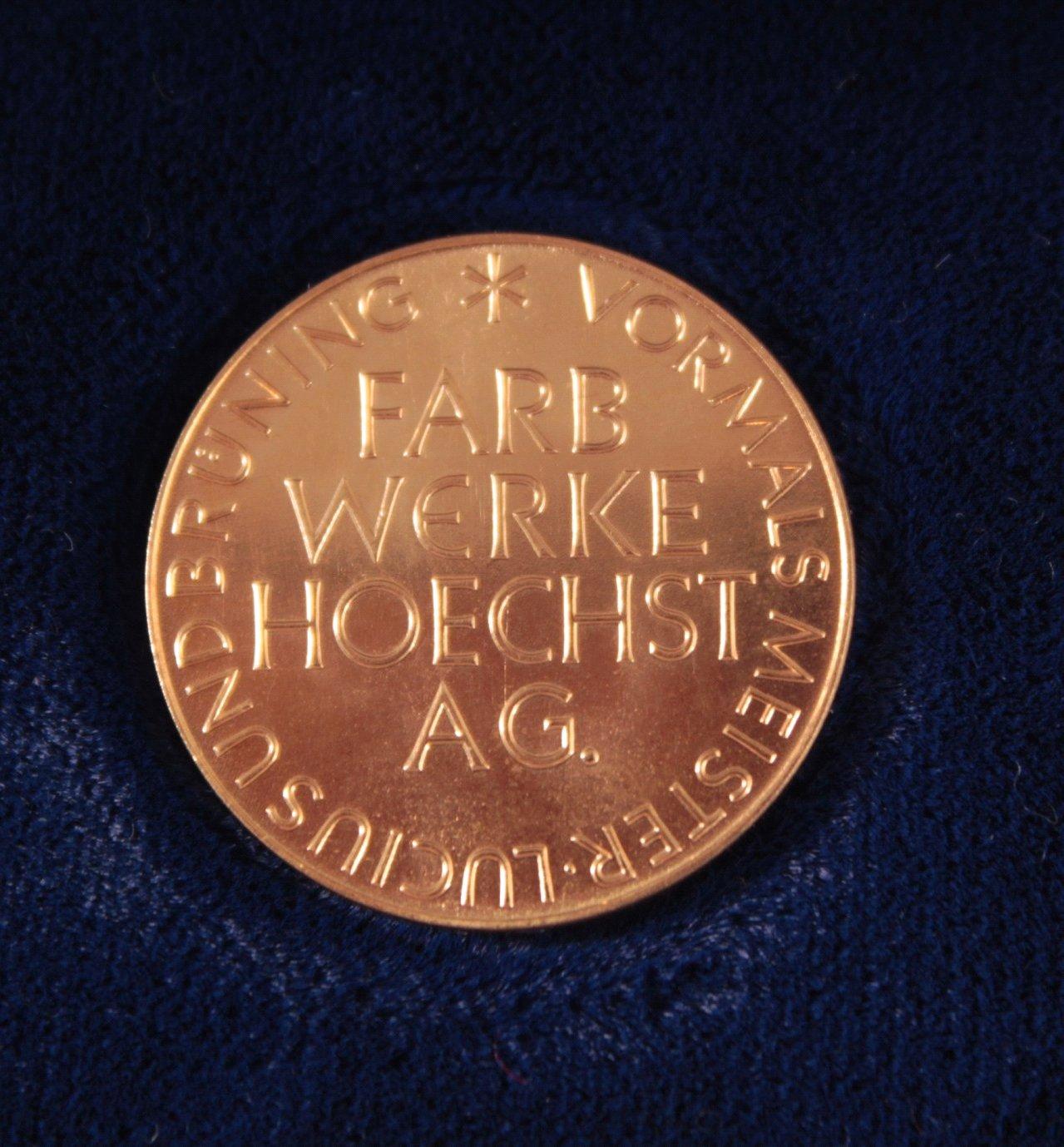 Goldmedaille 100 Jahre Höchst-2