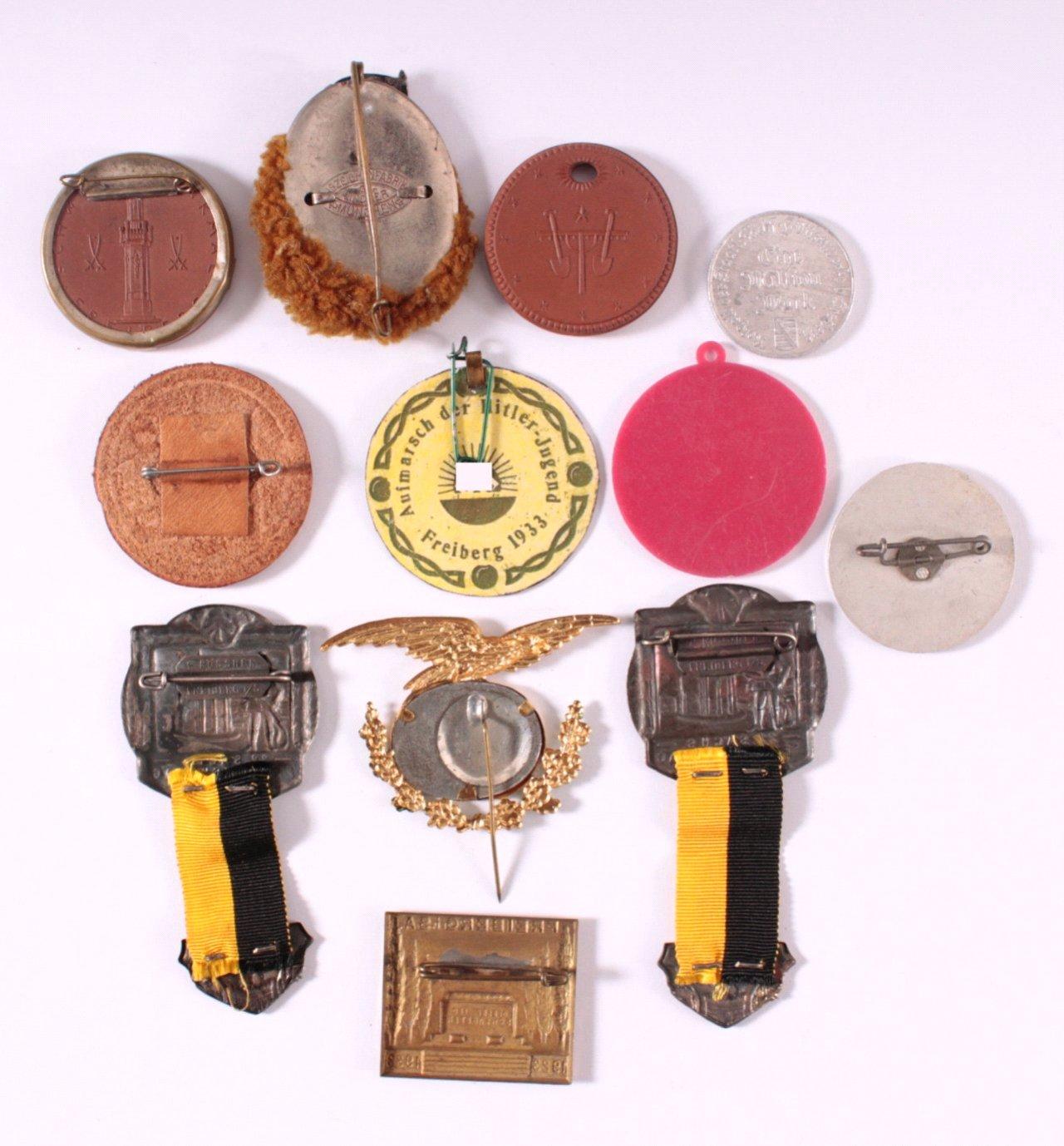 Abzeichen und Medaillen Freiberg in Sachsen-1