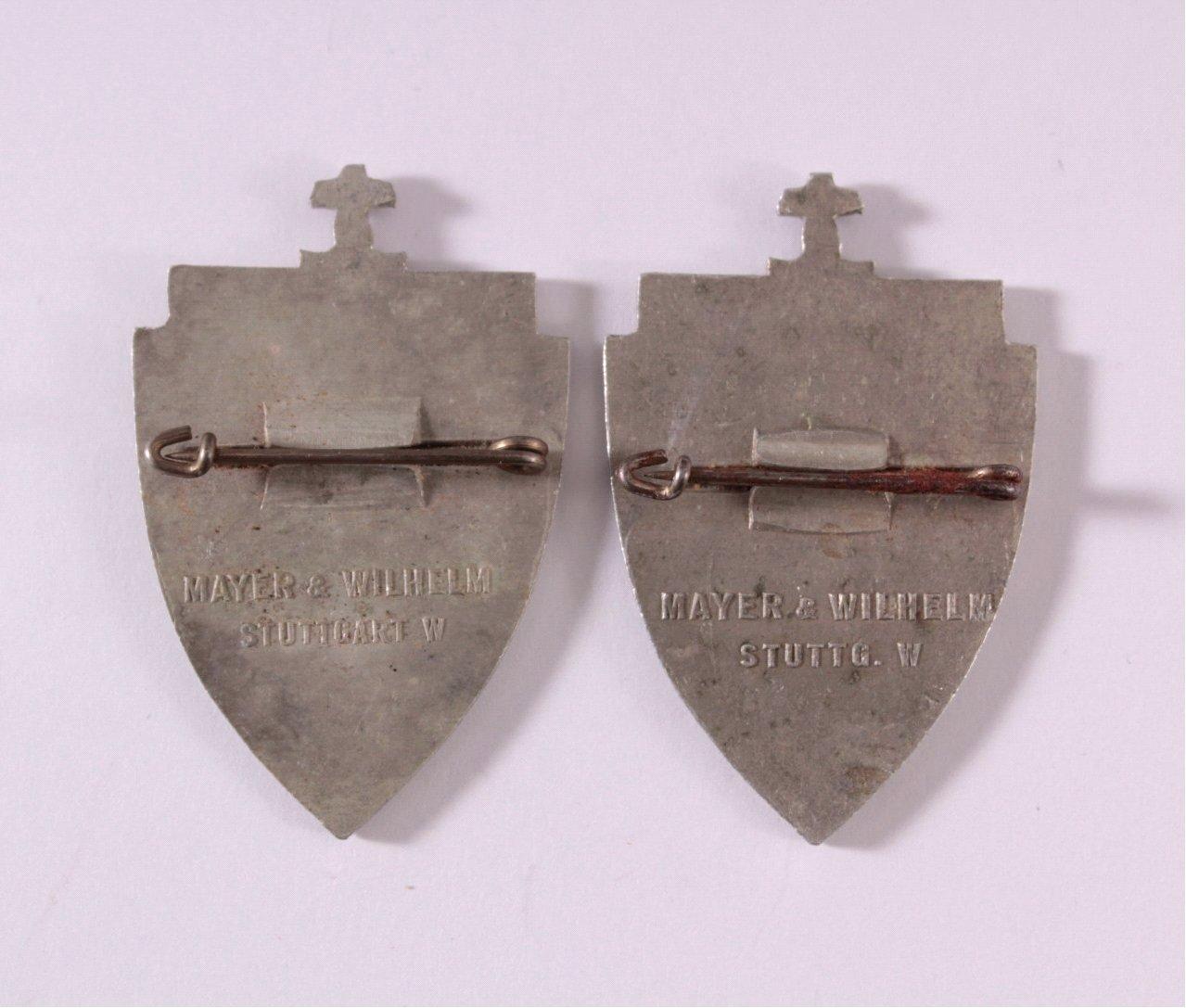2 Abzeichen SA Brigade 54 marschiert-1