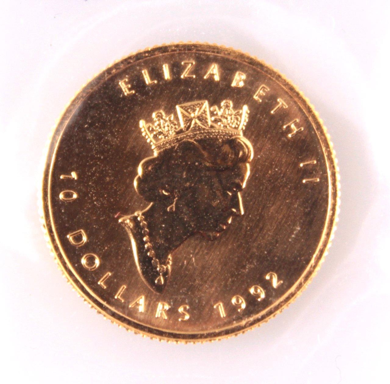 10 Dollar Elizabeth II