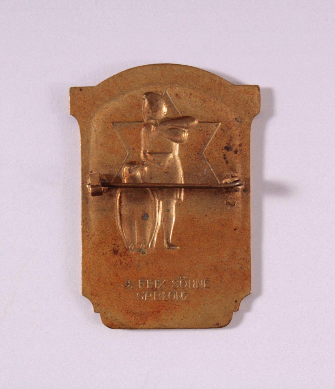 Gastgewerbemesse Gablonz 1923-1