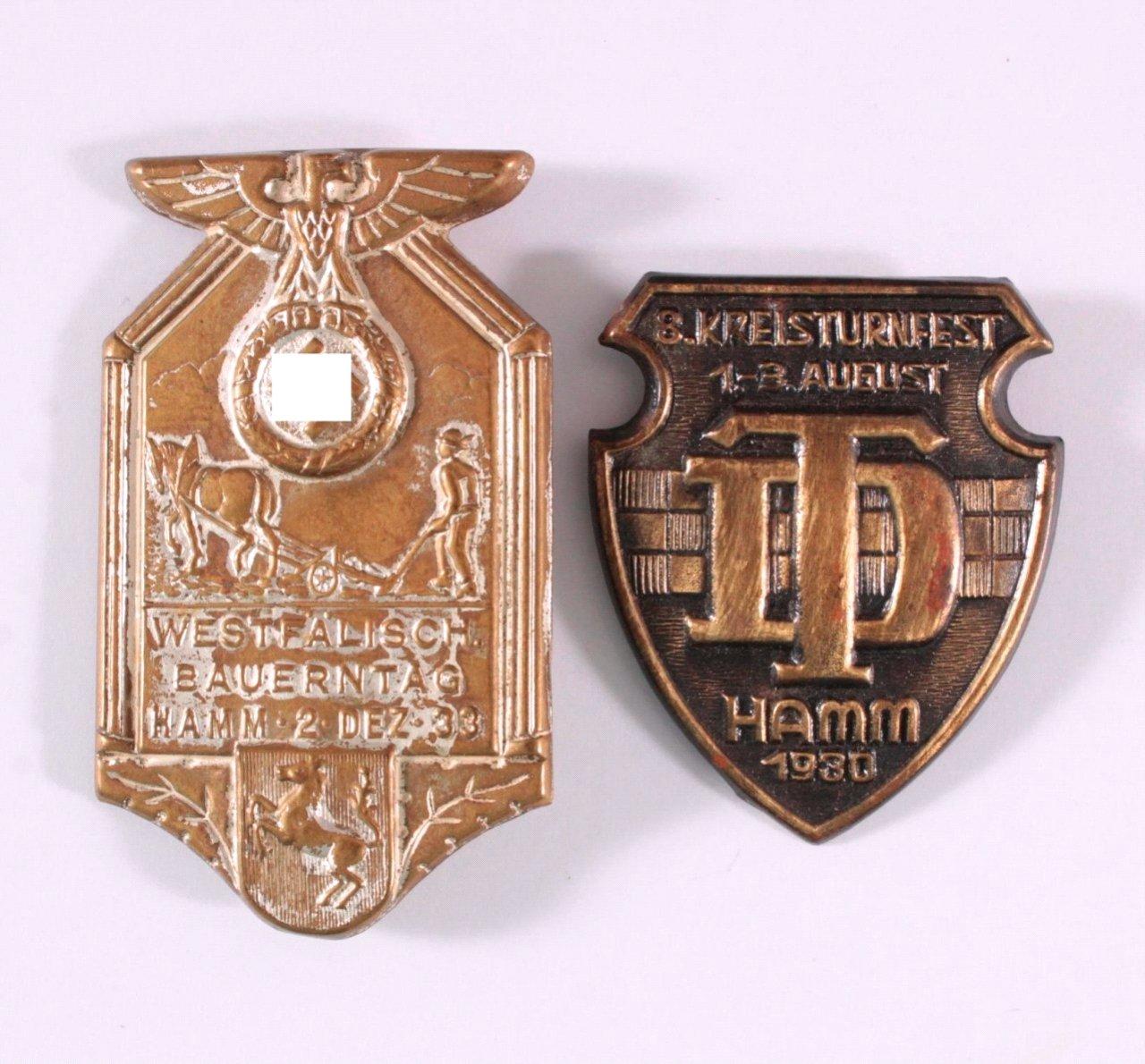 2 Abzeichen Hamm