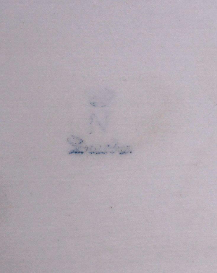 "Große Porzellanfigur ""Rokoko Quintett""-5"