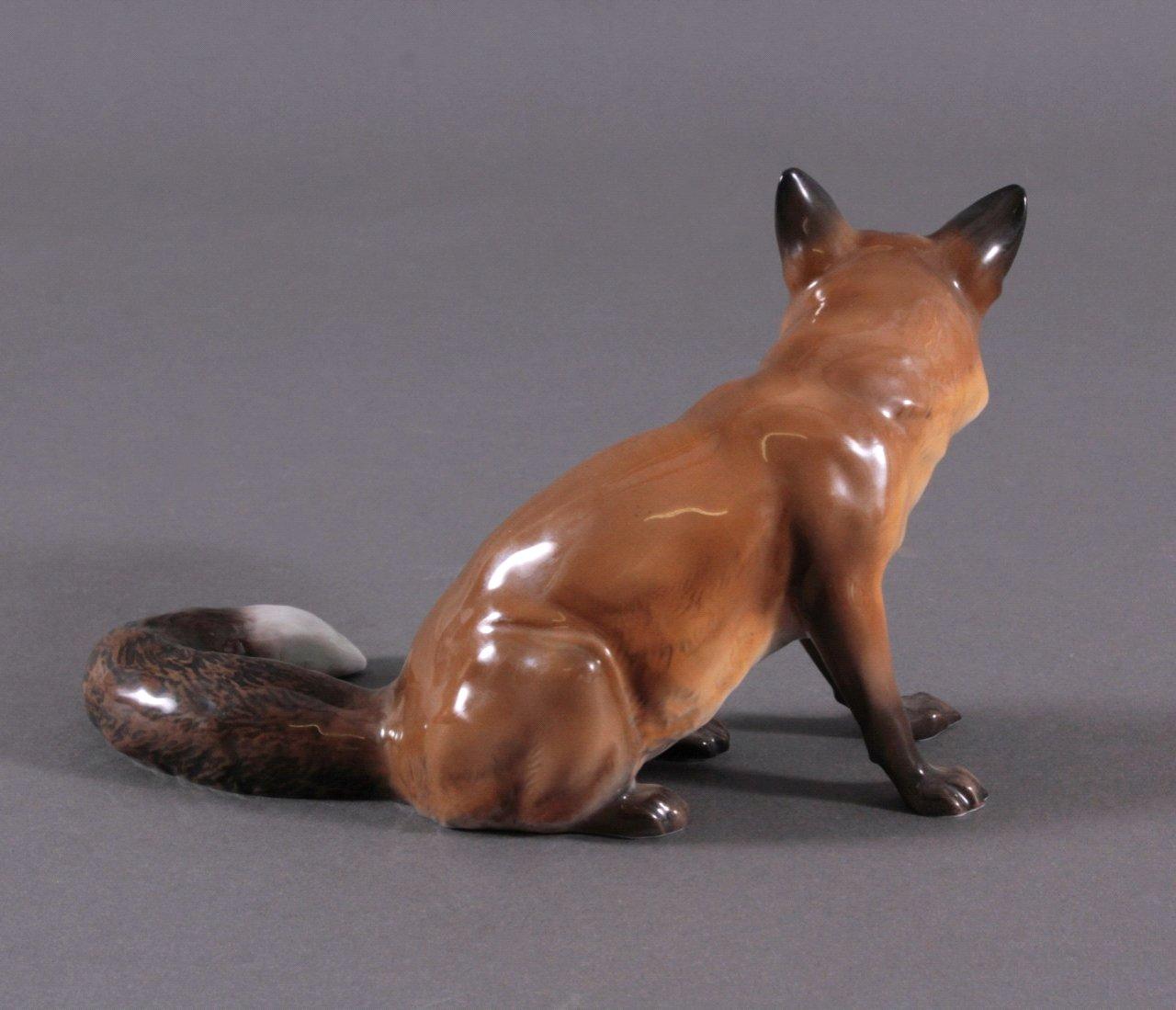 "Rosenthal Tierplastik, ""Fuchs""-2"