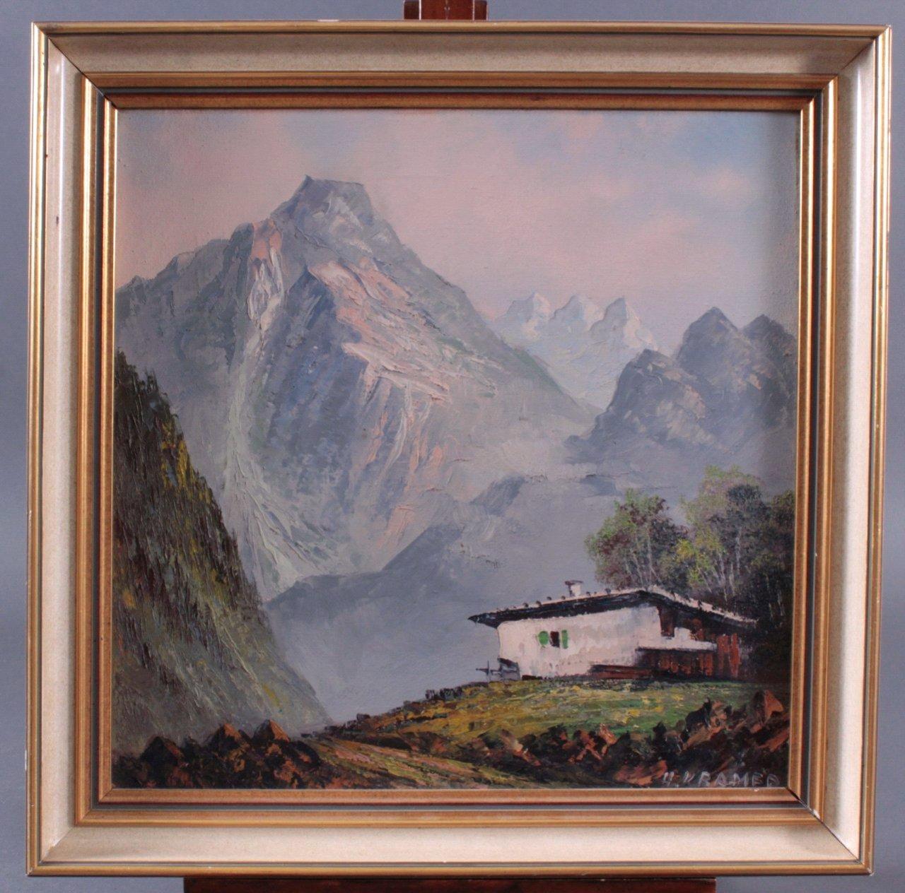 H. Krämer (Maler des 20. Jhs.)