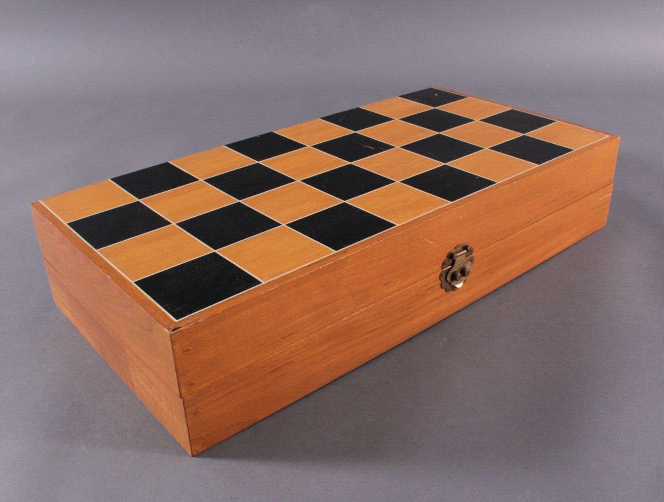 Elfenbein-Schachspiel – China-2