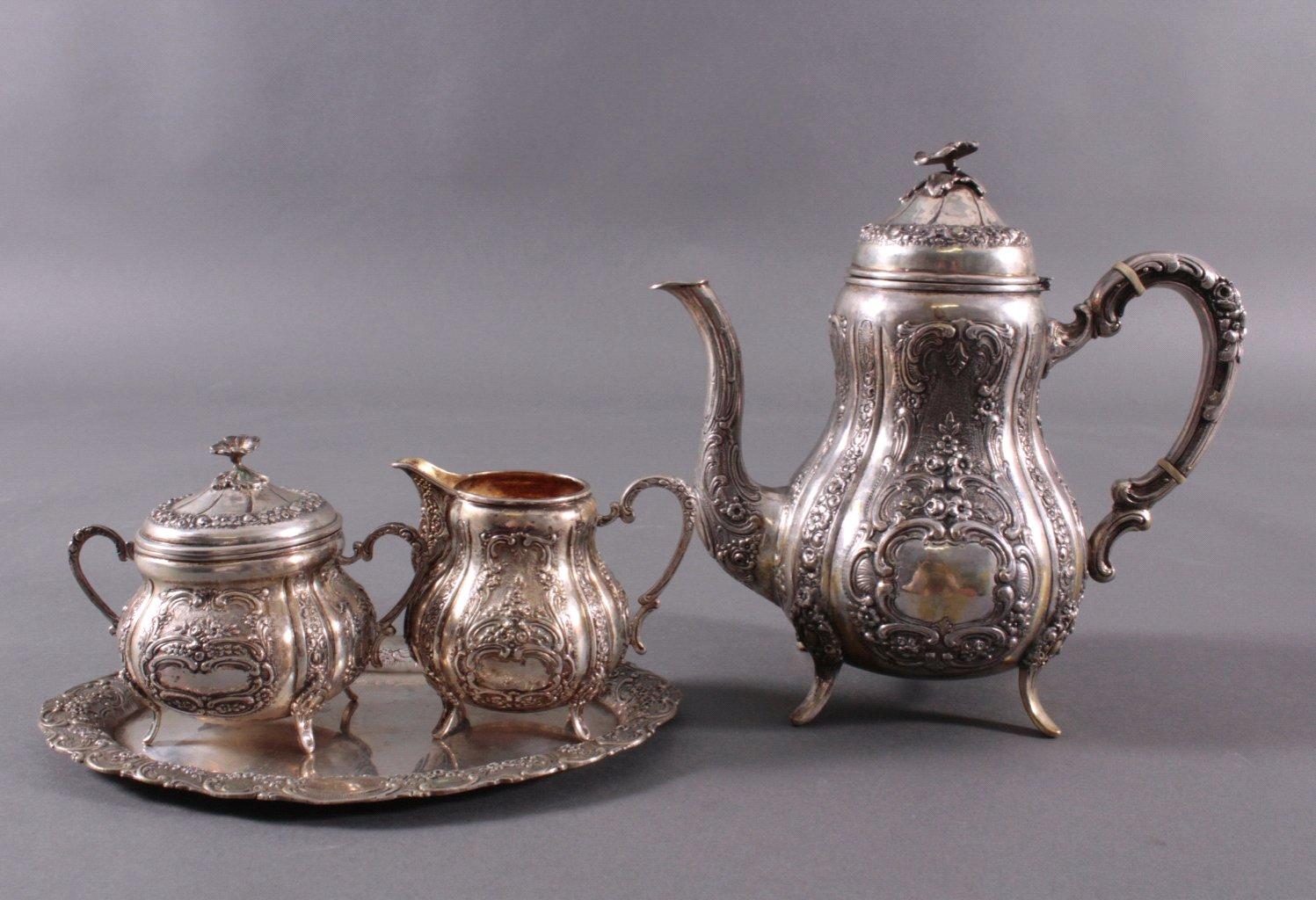 Teekern, um 1900
