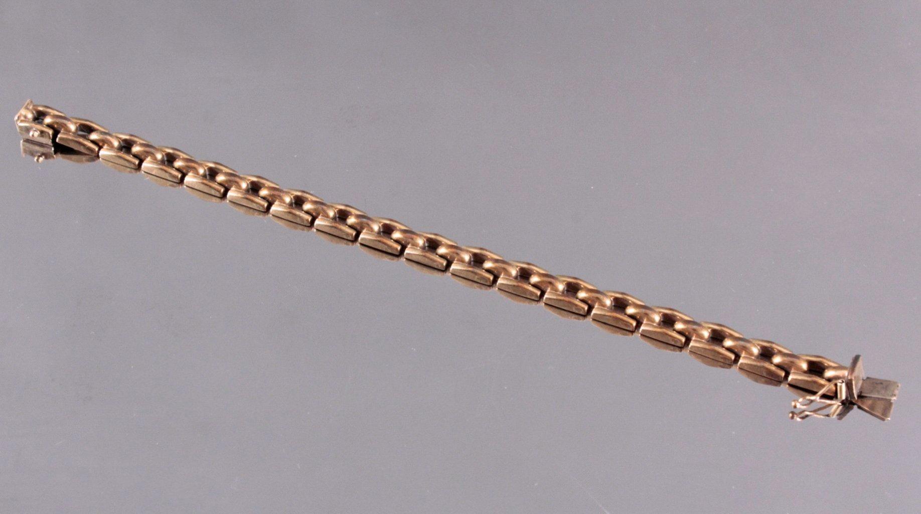 Herren Armband 333/000 Gelbgold