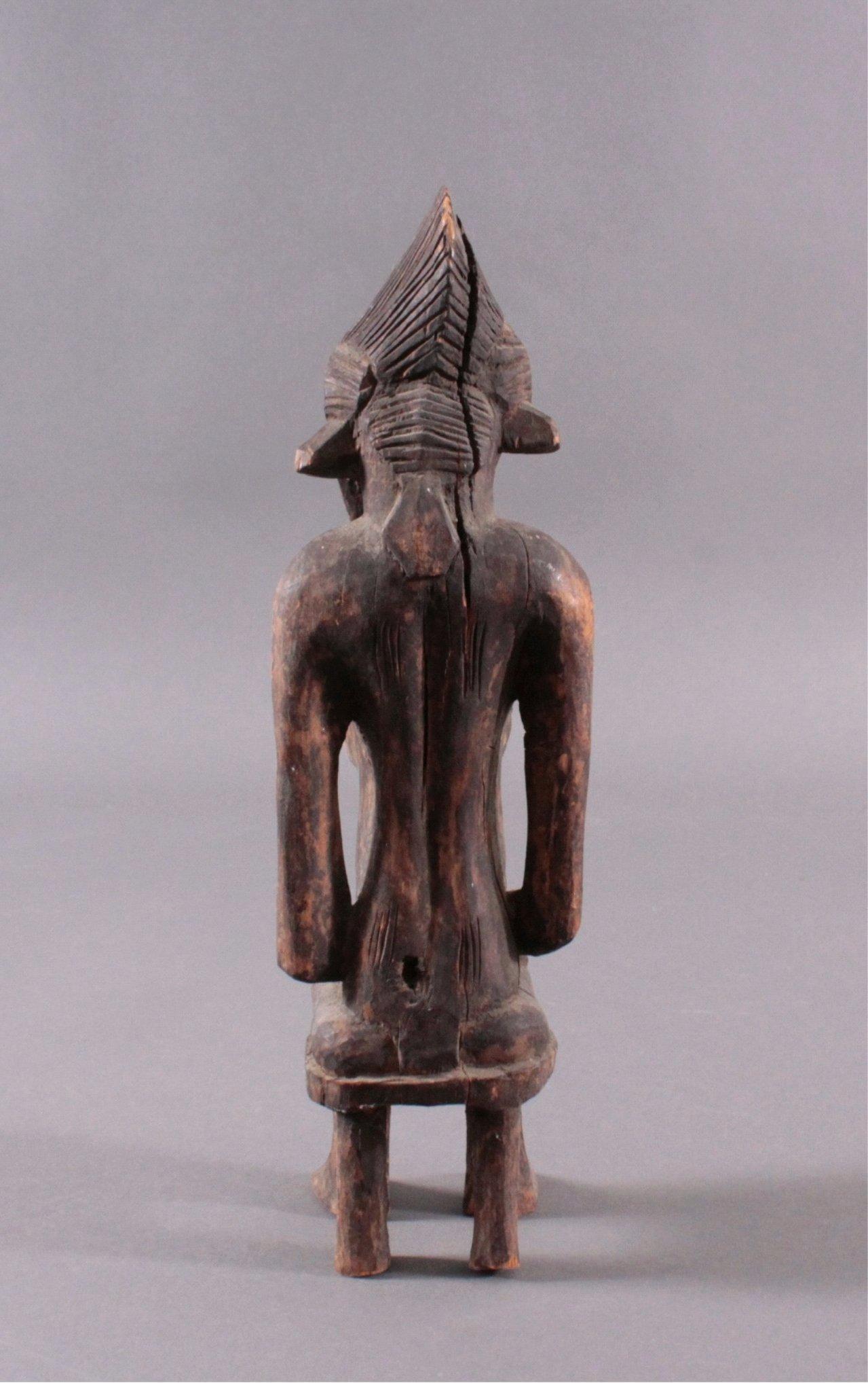 Afrikanische Figur, Senufo 1. Hälfte 20. Jh.,-1