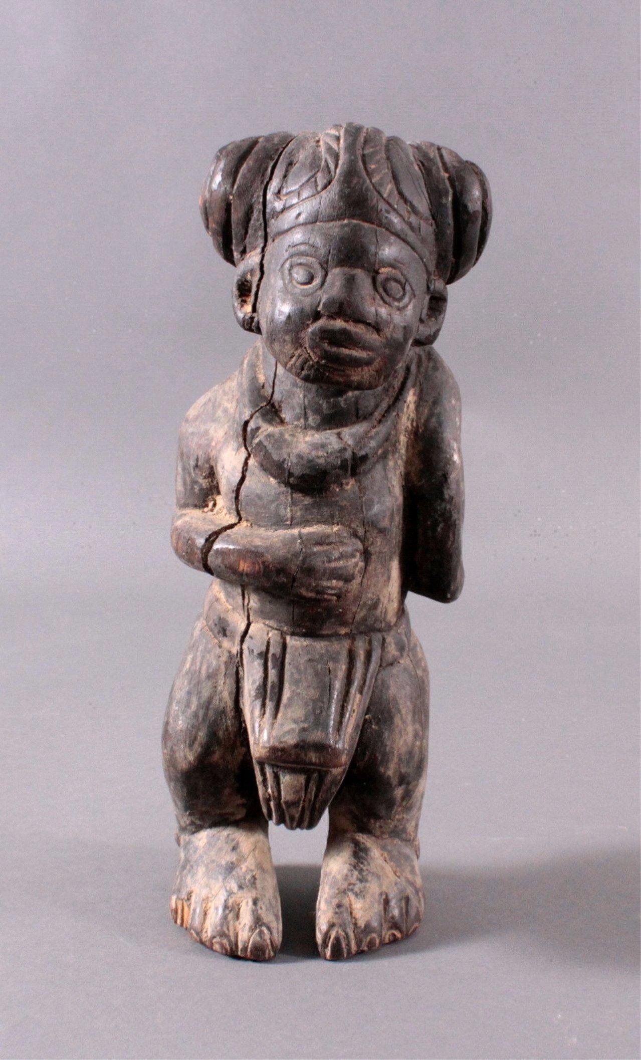 Afrikanische Figur 1. Hälfte 20. Jh.