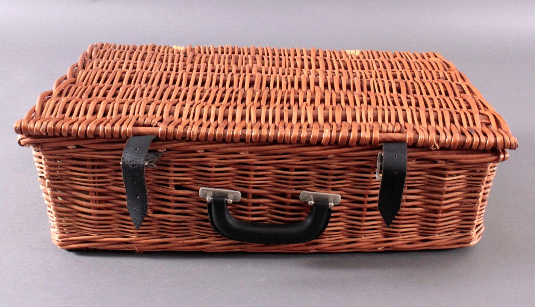 Picknickkorb für 4 Personen-5