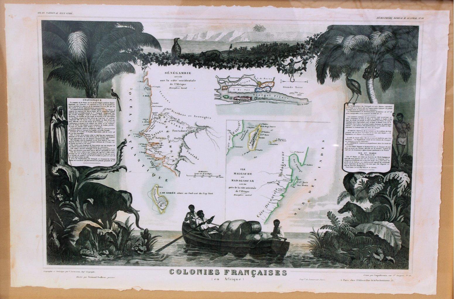 Zwei Landkarten-2