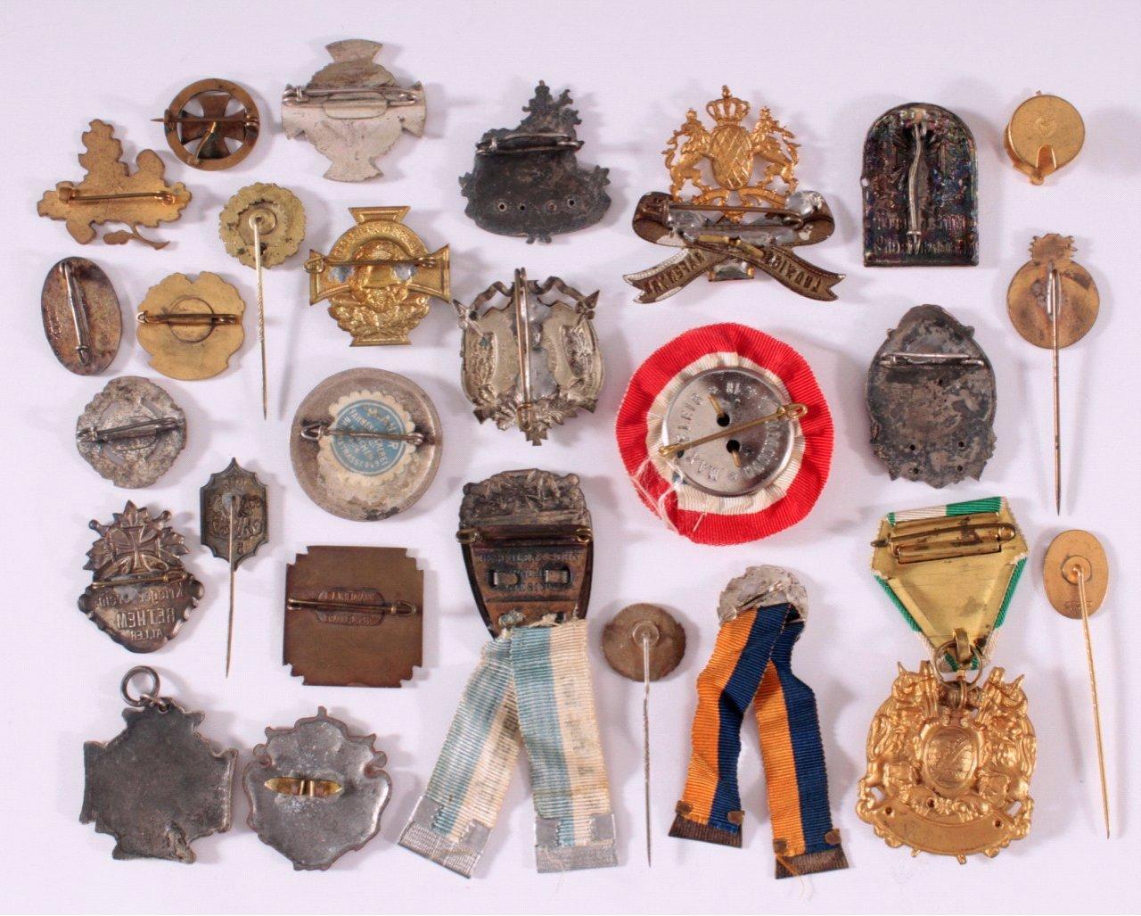 Abzeichen Deutscher Landwehr Vereine um 1900-1