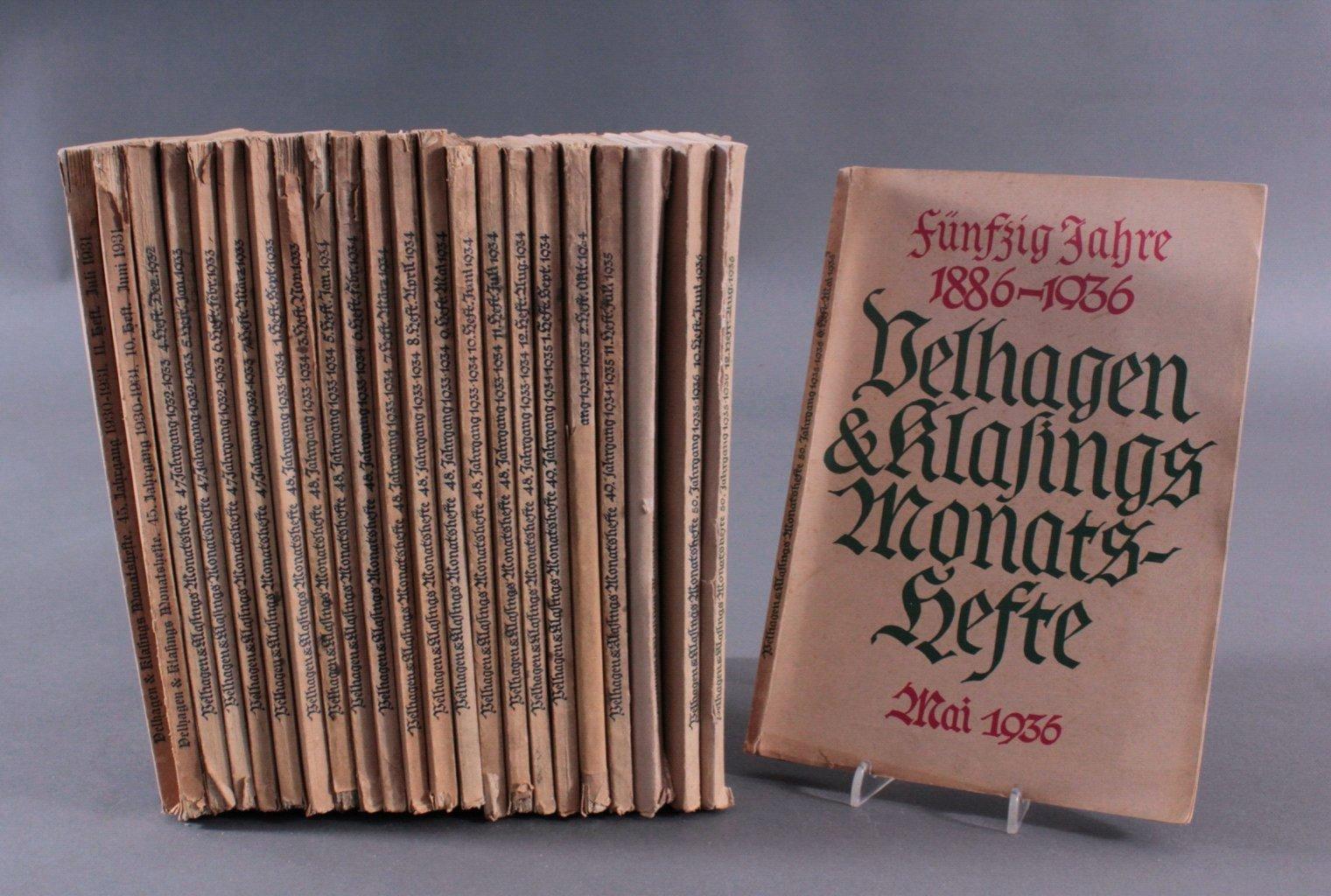 Velhagen & Klasings Monats Hefte