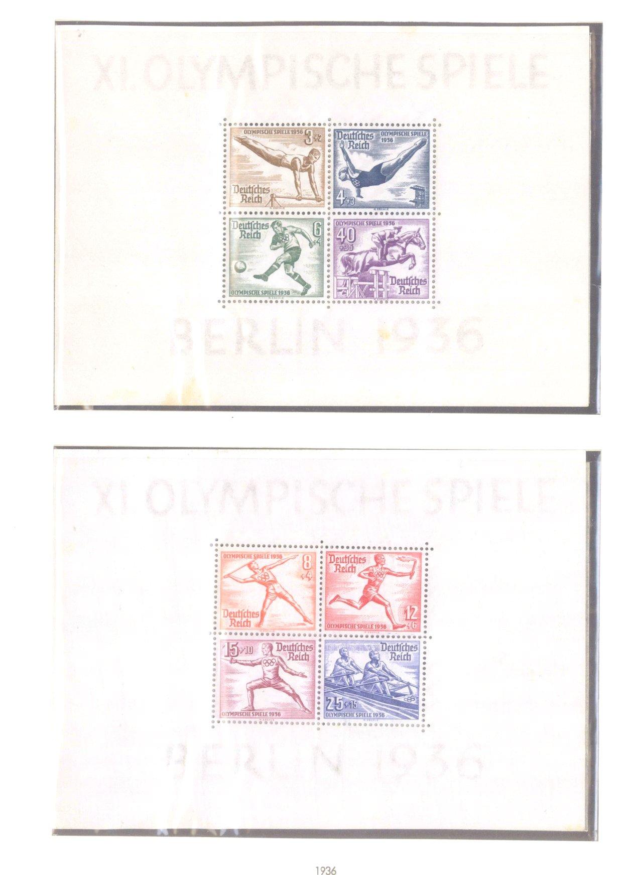 Sammlung Deutsches Reich 1933-1945-1