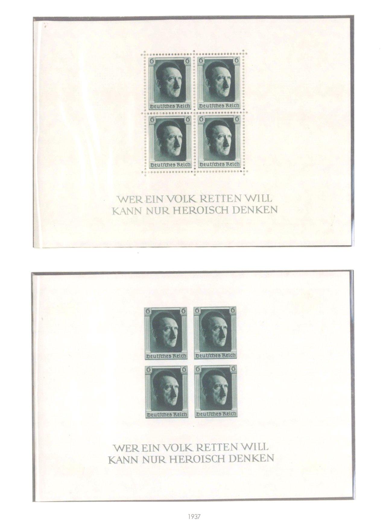 Sammlung Deutsches Reich 1933-1945-2