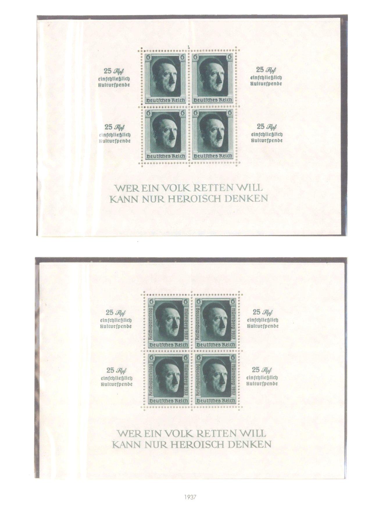 Sammlung Deutsches Reich 1933-1945-3