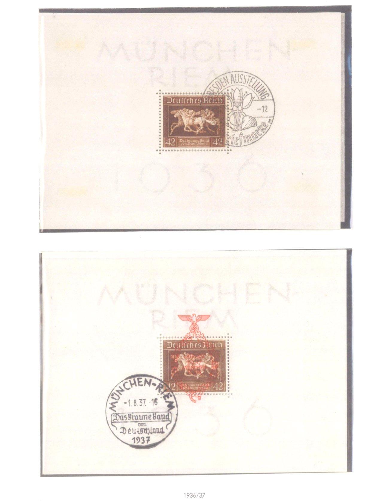 Sammlung Deutsches Reich 1933-1945-4