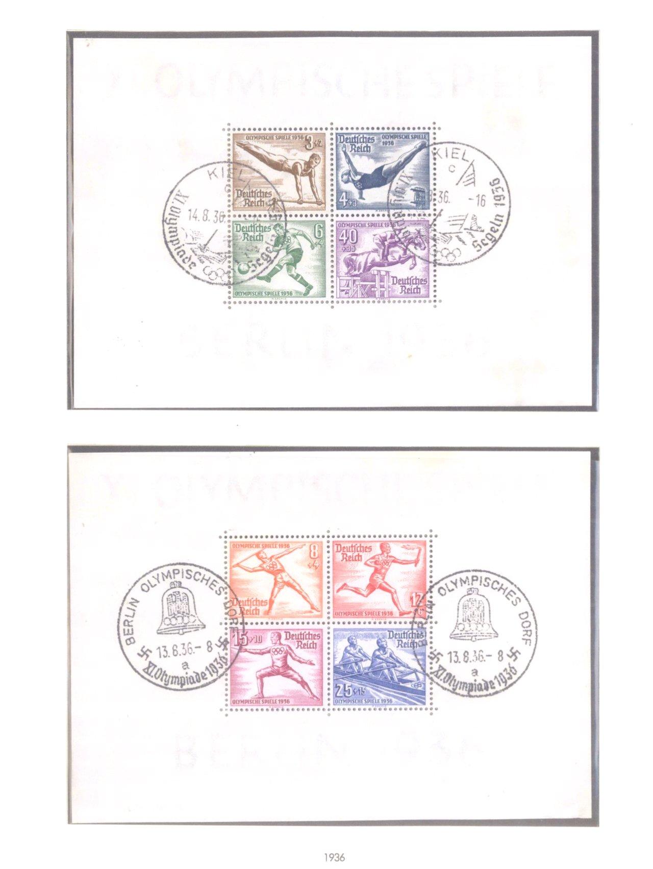 Sammlung Deutsches Reich 1933-1945-6