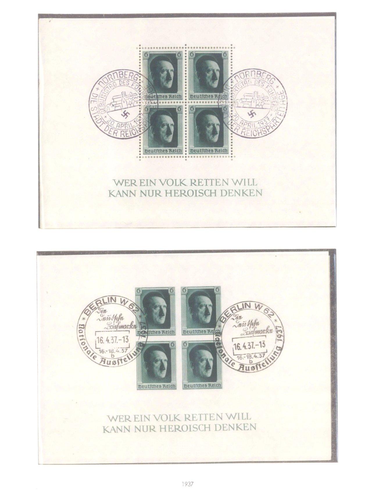 Sammlung Deutsches Reich 1933-1945-7