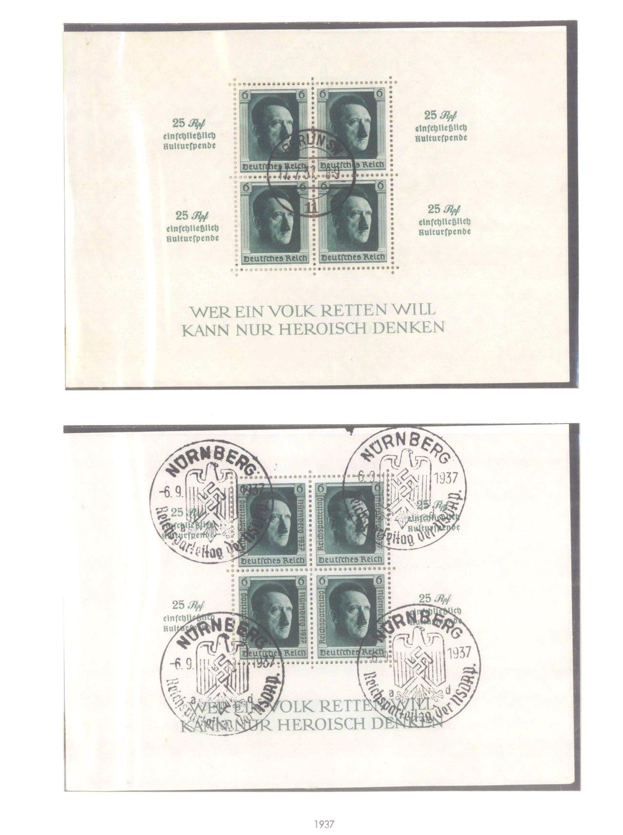 Sammlung Deutsches Reich 1933-1945-8