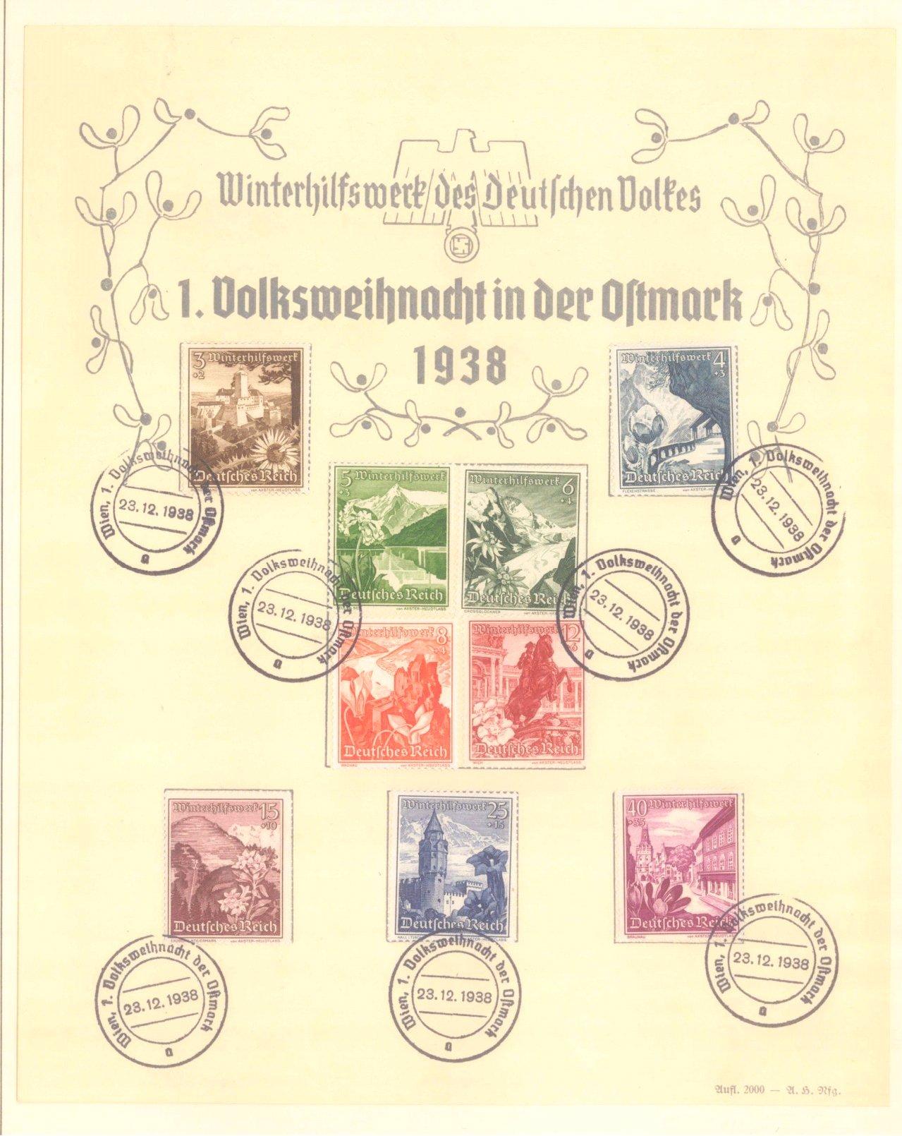 Sammlung Deutsches Reich 1933-1945-9