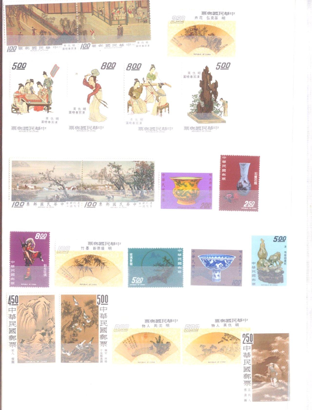 Kleine Sammlung ALLE WELT mit etwas China