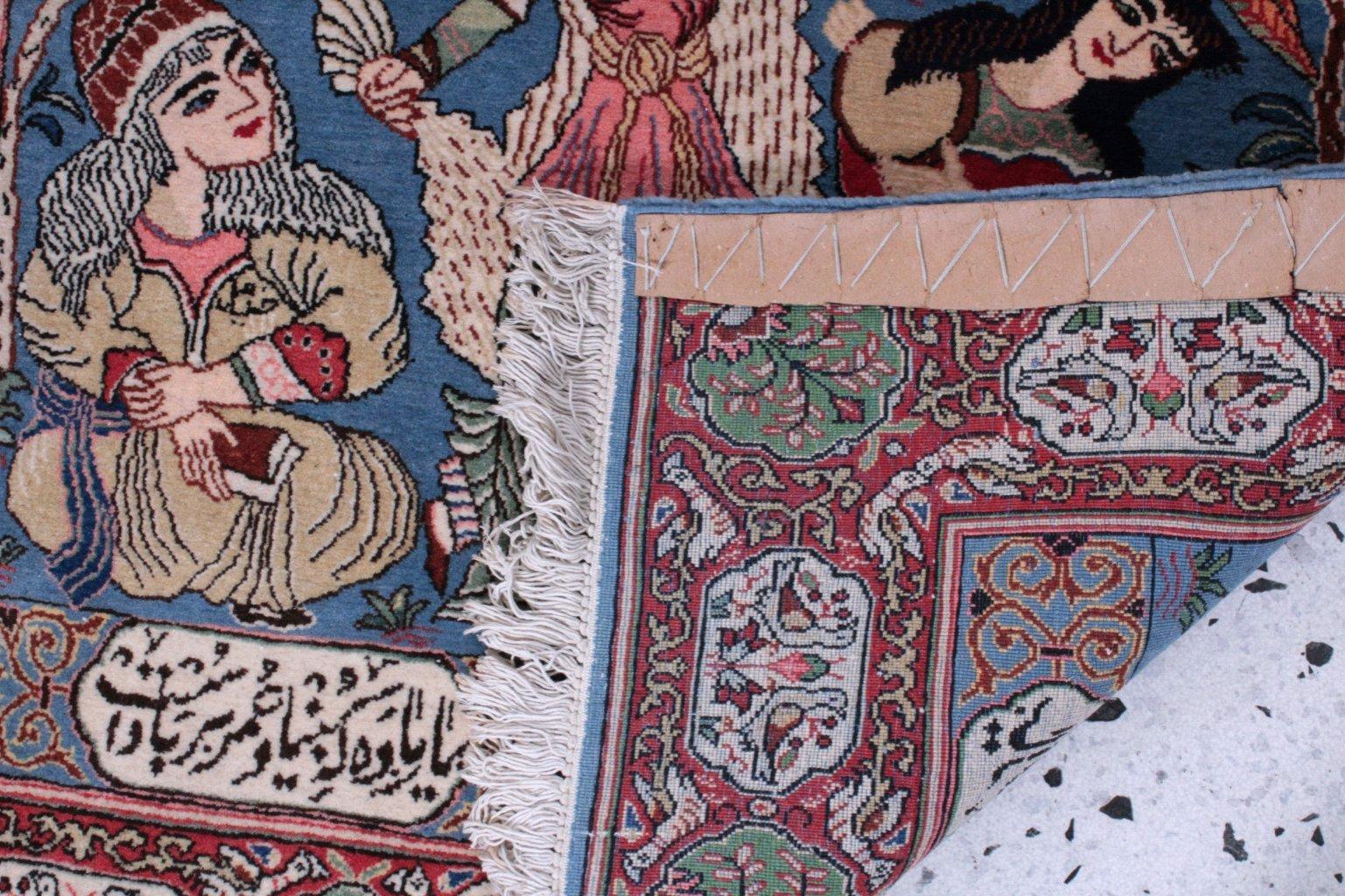 Bildteppich, Iran