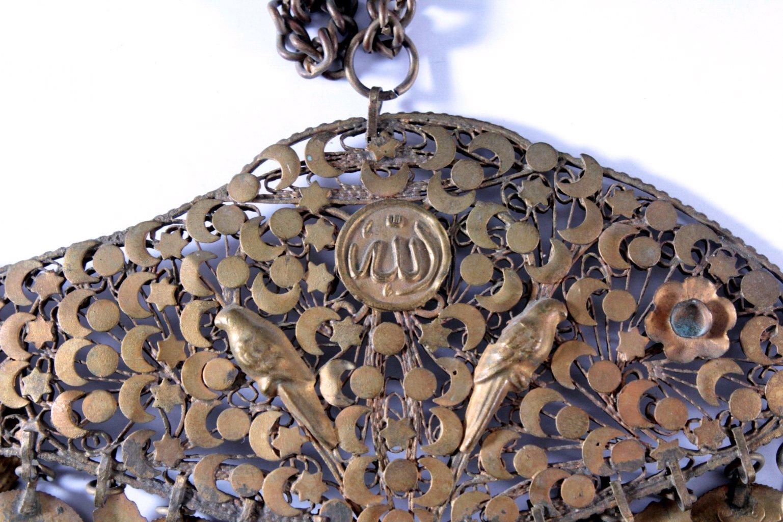 Antike orientalische Kette-2