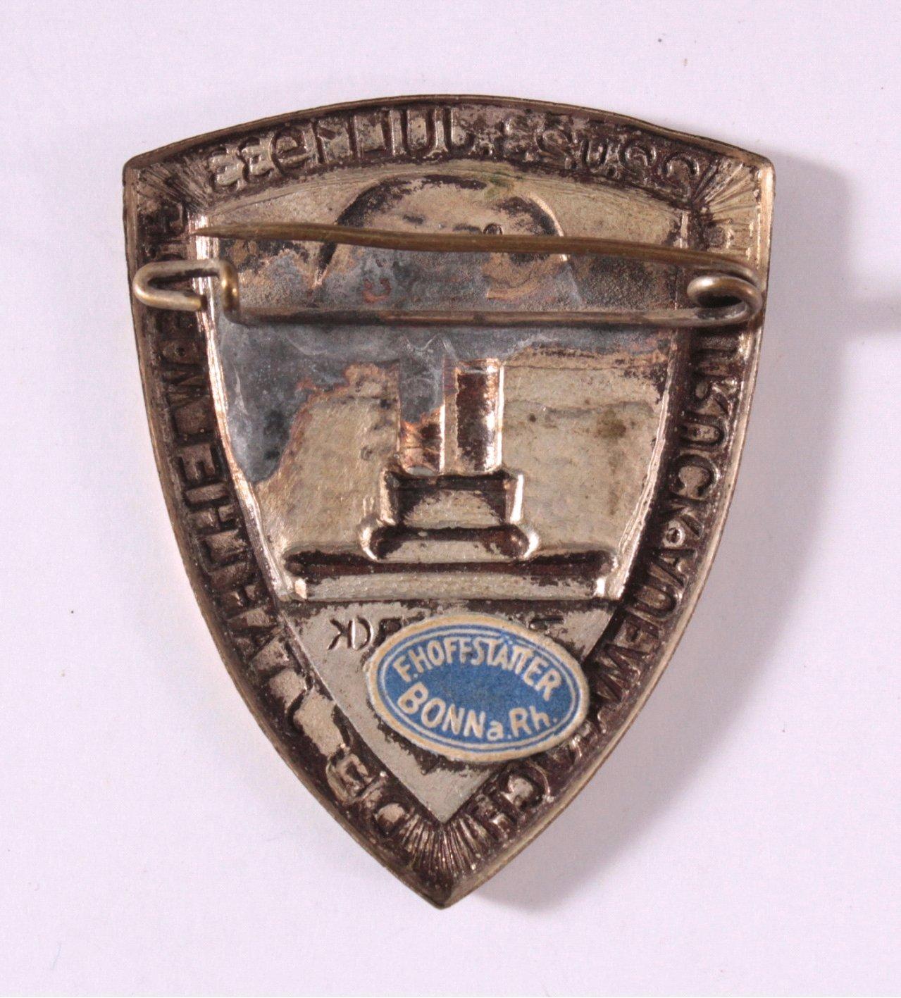 Veranstaltungsabzeichen Hunsrückaufmarsch 1933-1