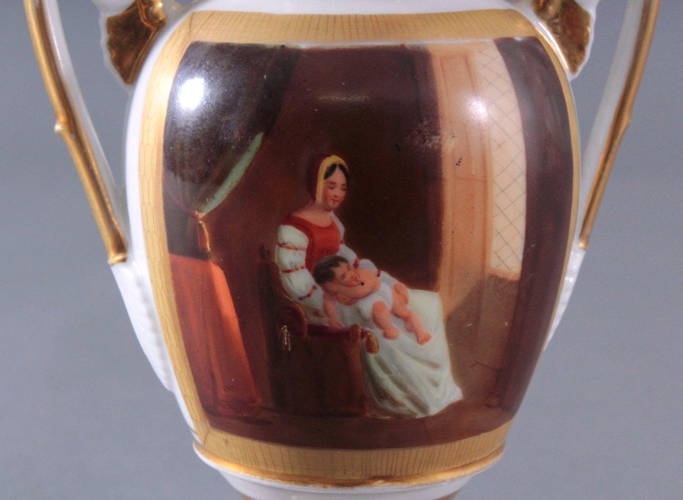 Amphorenvase um 1900-3