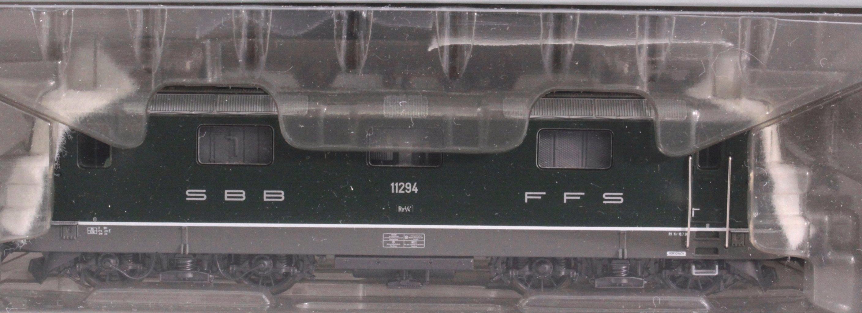 Märklin HO 37341 E-Lok Serie Re 4/4 der SBB 11294 Digital