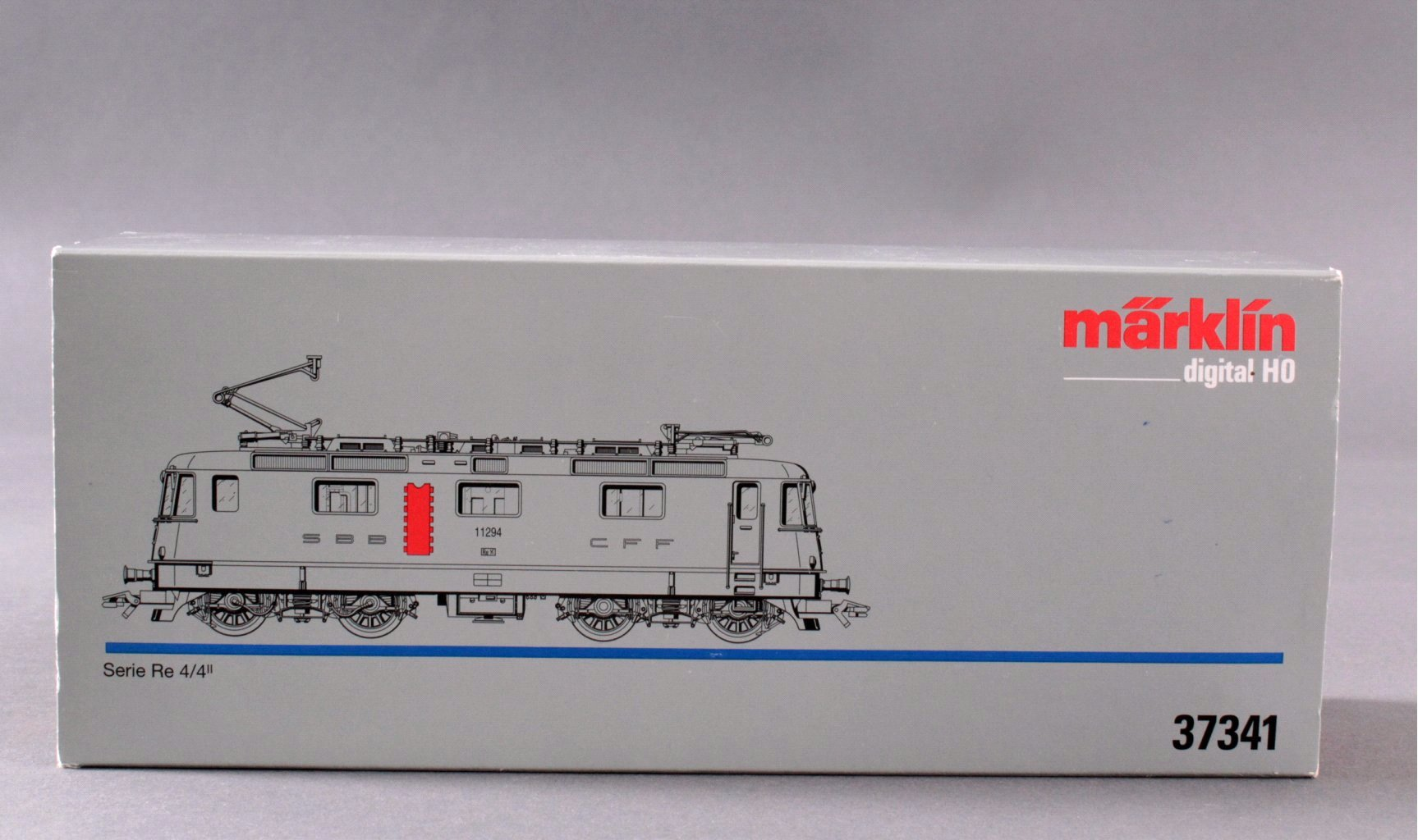 Märklin HO 37341 E-Lok Serie Re 4/4 der SBB 11294 Digital-2