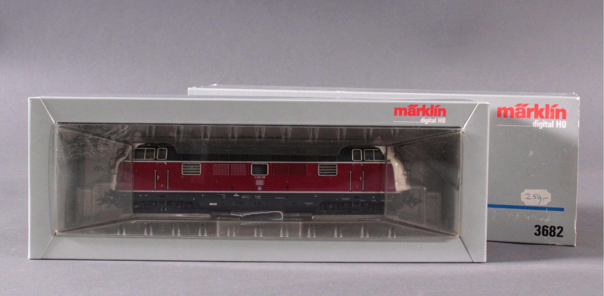 Märklin HO 3682 BR V 200.1 Diesellok