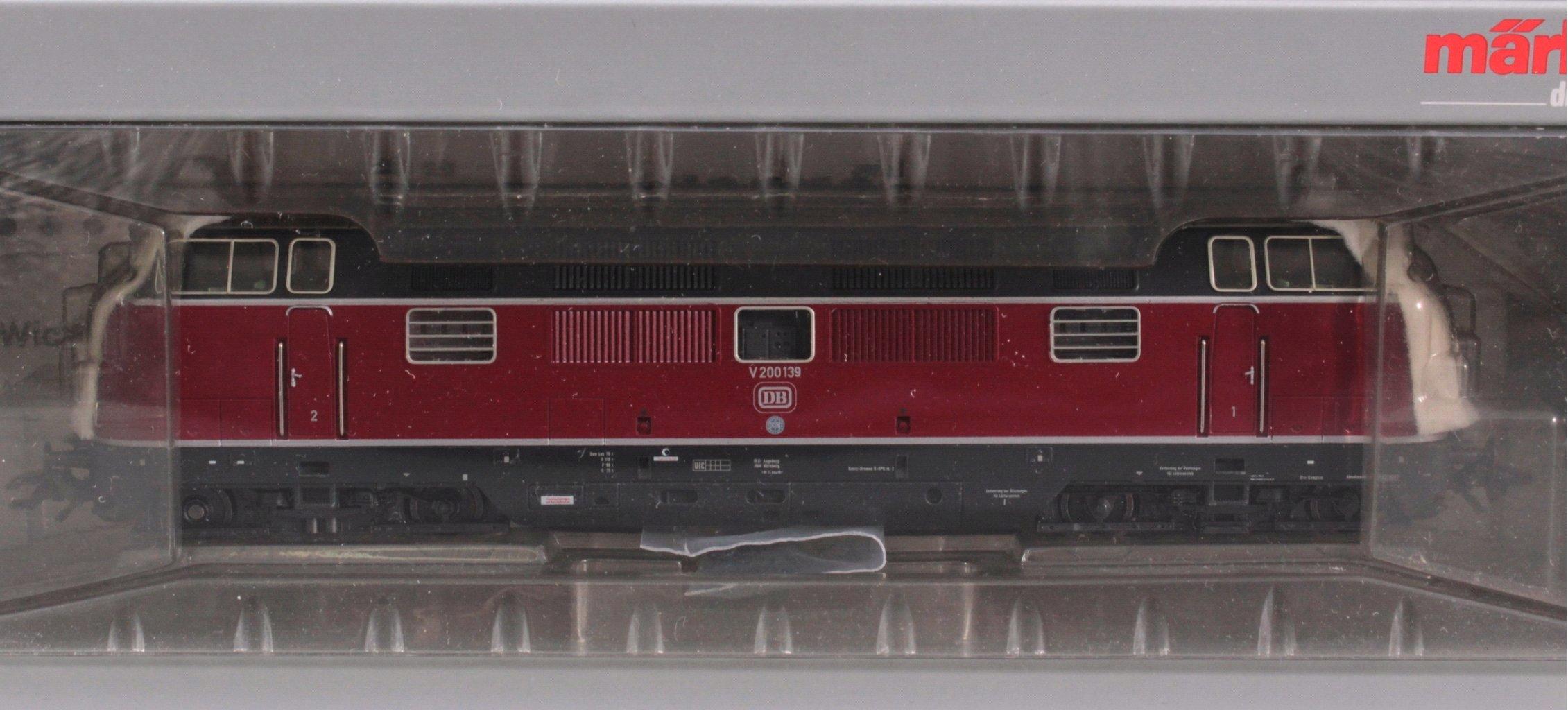 Märklin HO 3682 BR V 200.1 Diesellok-1
