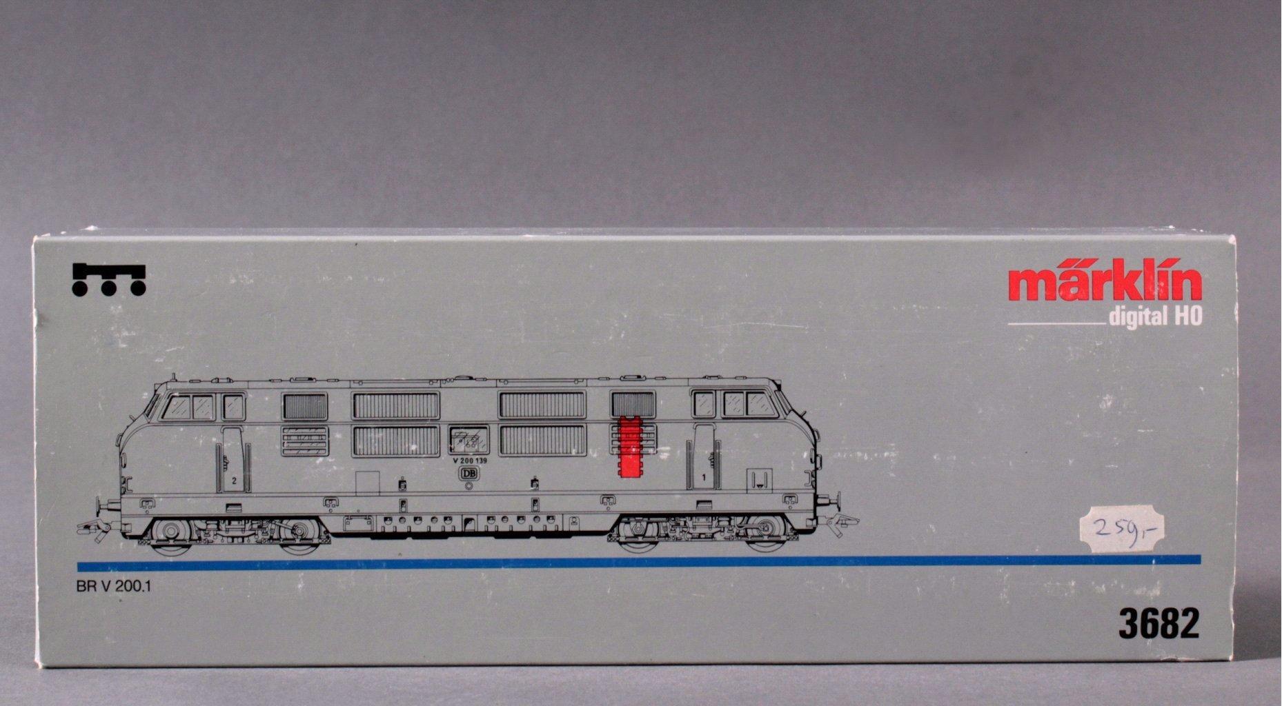Märklin HO 3682 BR V 200.1 Diesellok-2