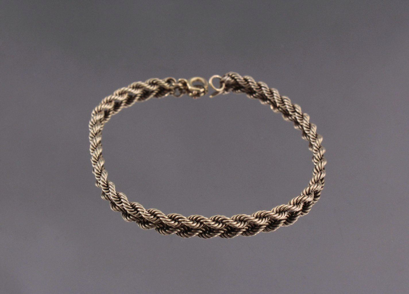 Kinder-Armband, 8 Karat Gelbgold