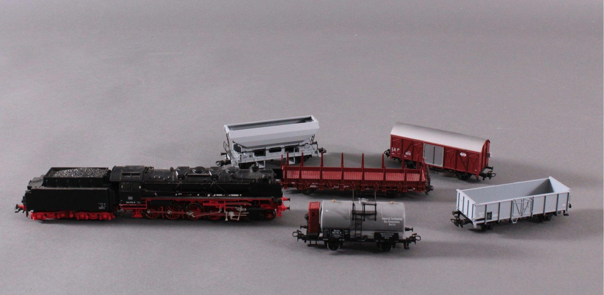 Märklin H0 37880 Dampf-Lok BR 044 534-6 der DB mit