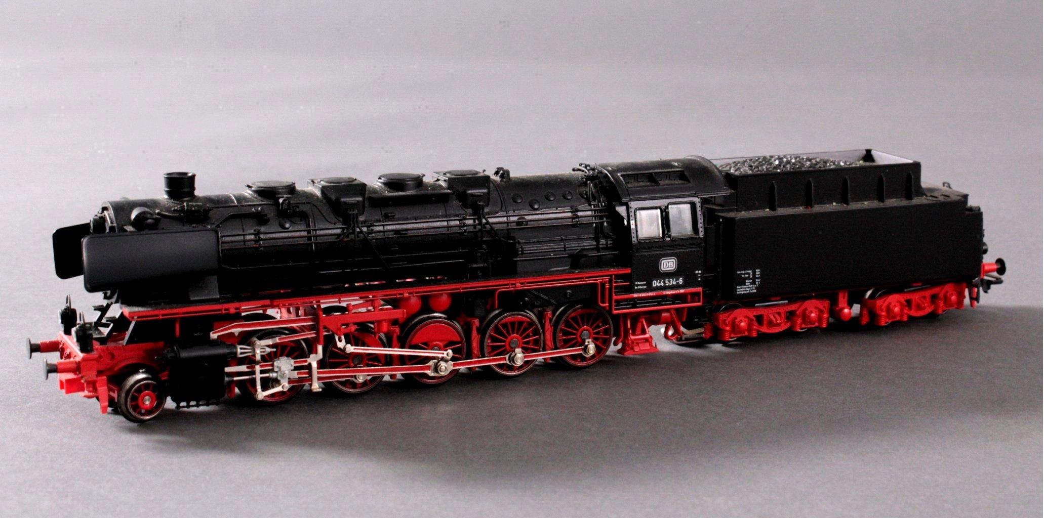 Märklin H0 37880 Dampf-Lok BR 044 534-6 der DB mit-1