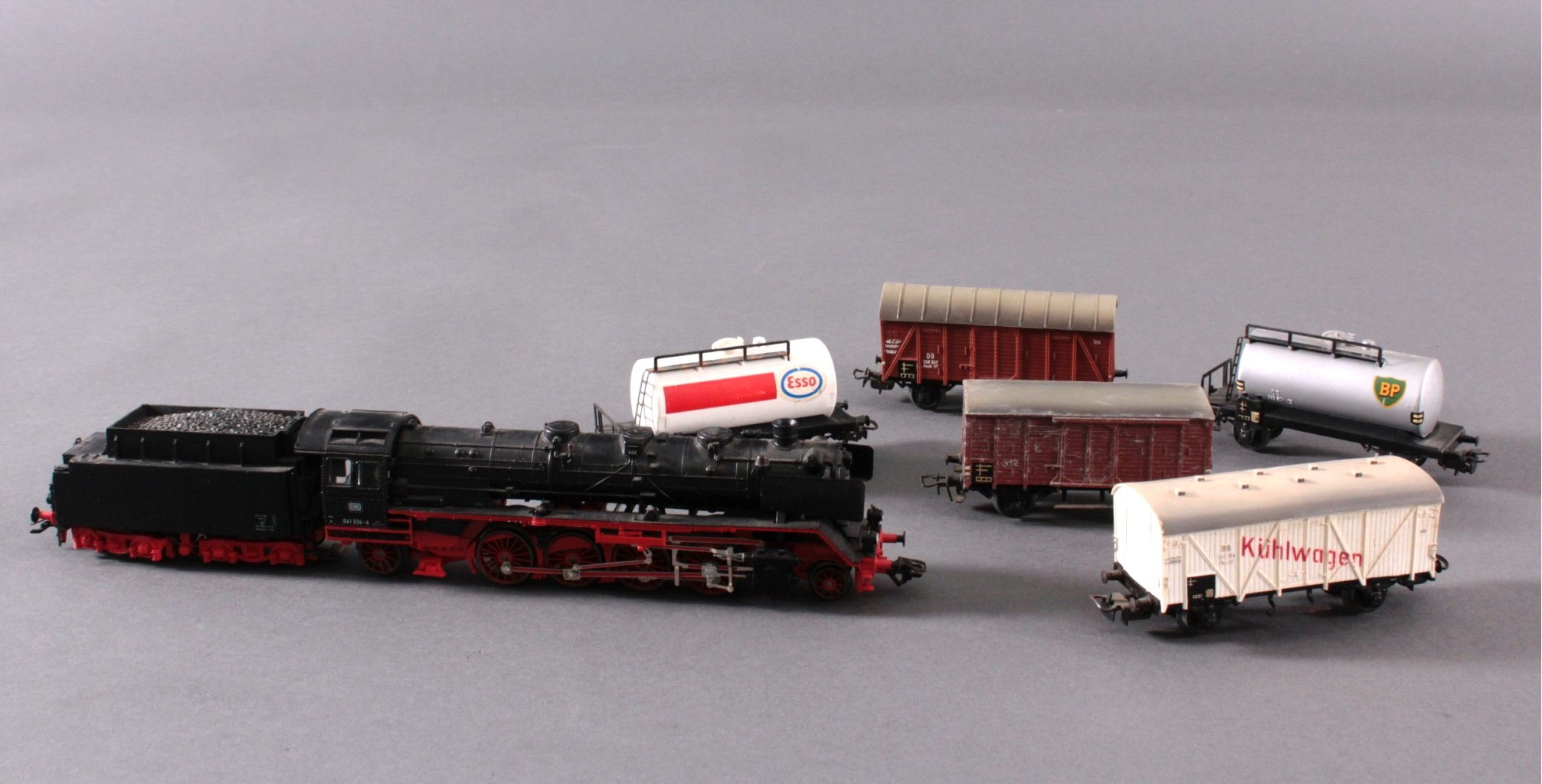 Märklin BR 041334-4 Dampf-Lok DB in schwarz mit