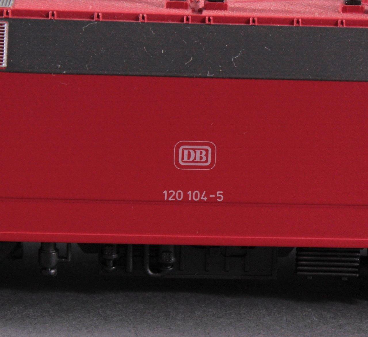 Märklin H0 3353 E-Lok BR 120 104-5 DB-1