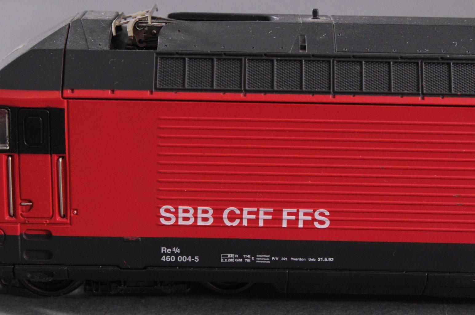 Märklin H0 3760 E-Lok BR 460 004-5 SBB-1