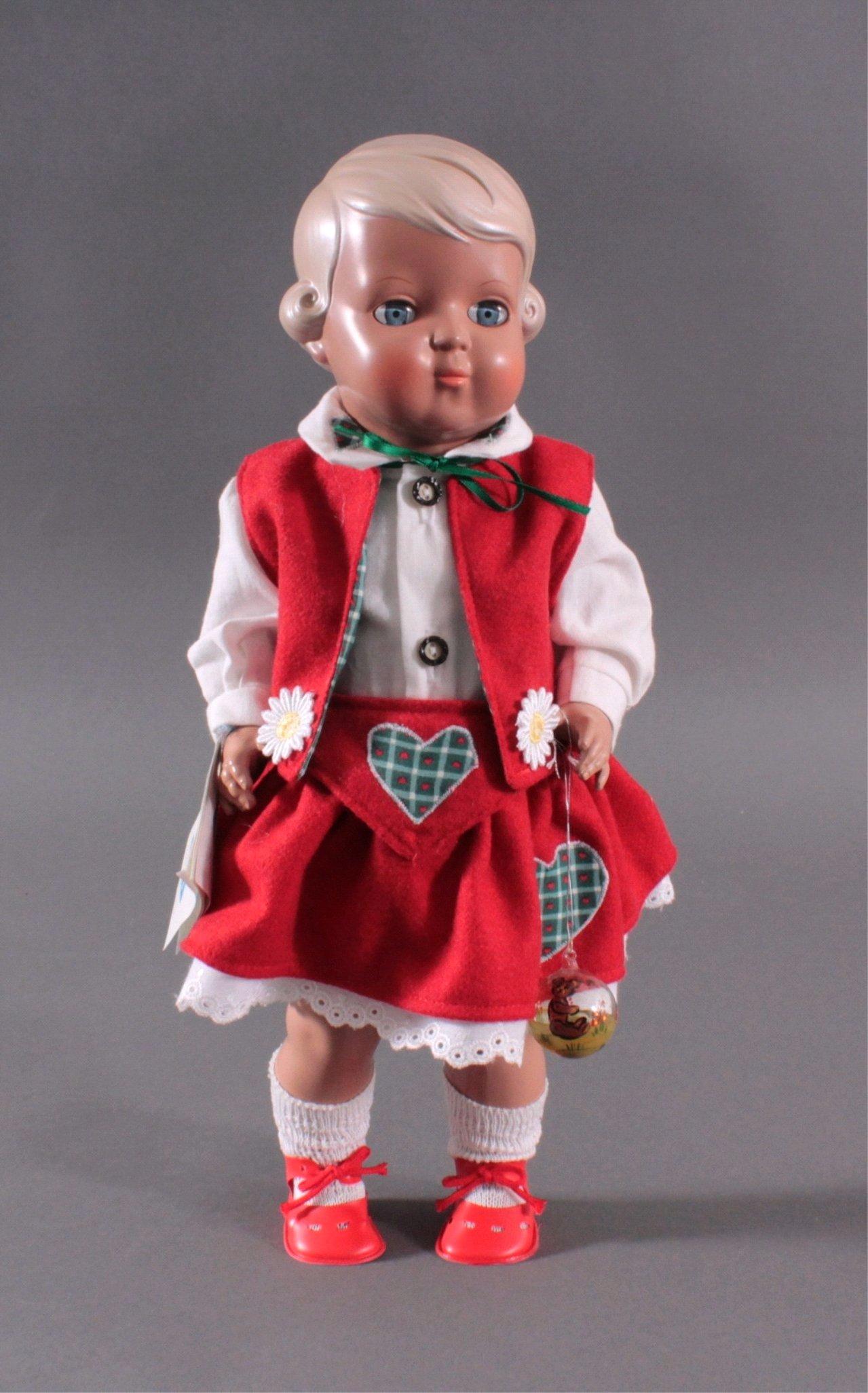 Schildkröt-Puppe Inge