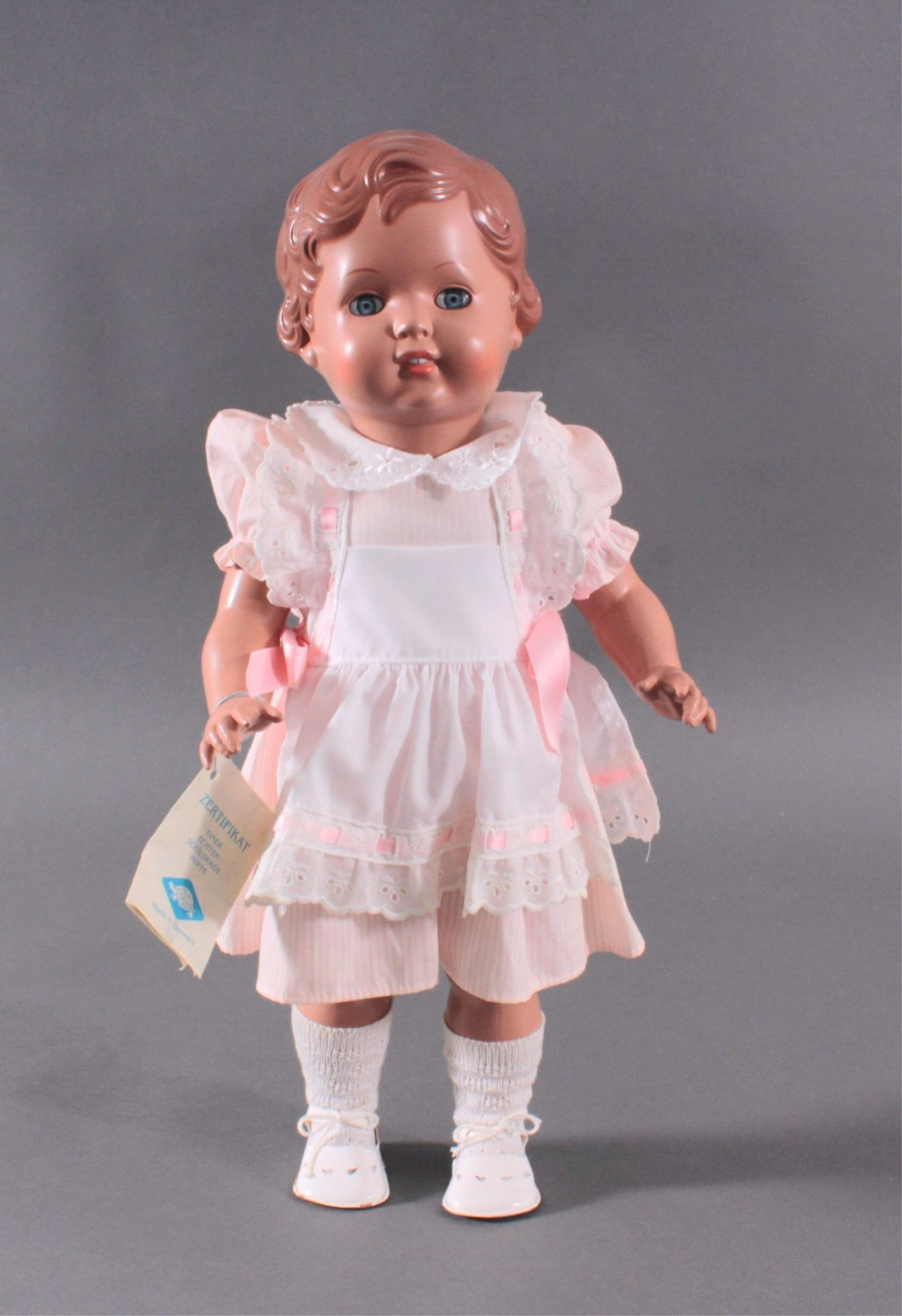 Schildkröt-Puppe Erika