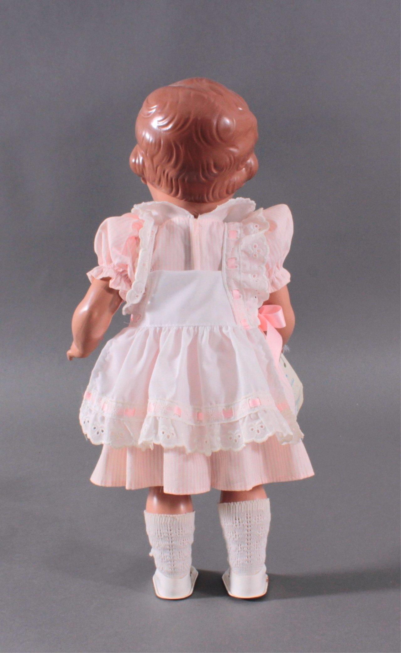 Schildkröt-Puppe Erika-1