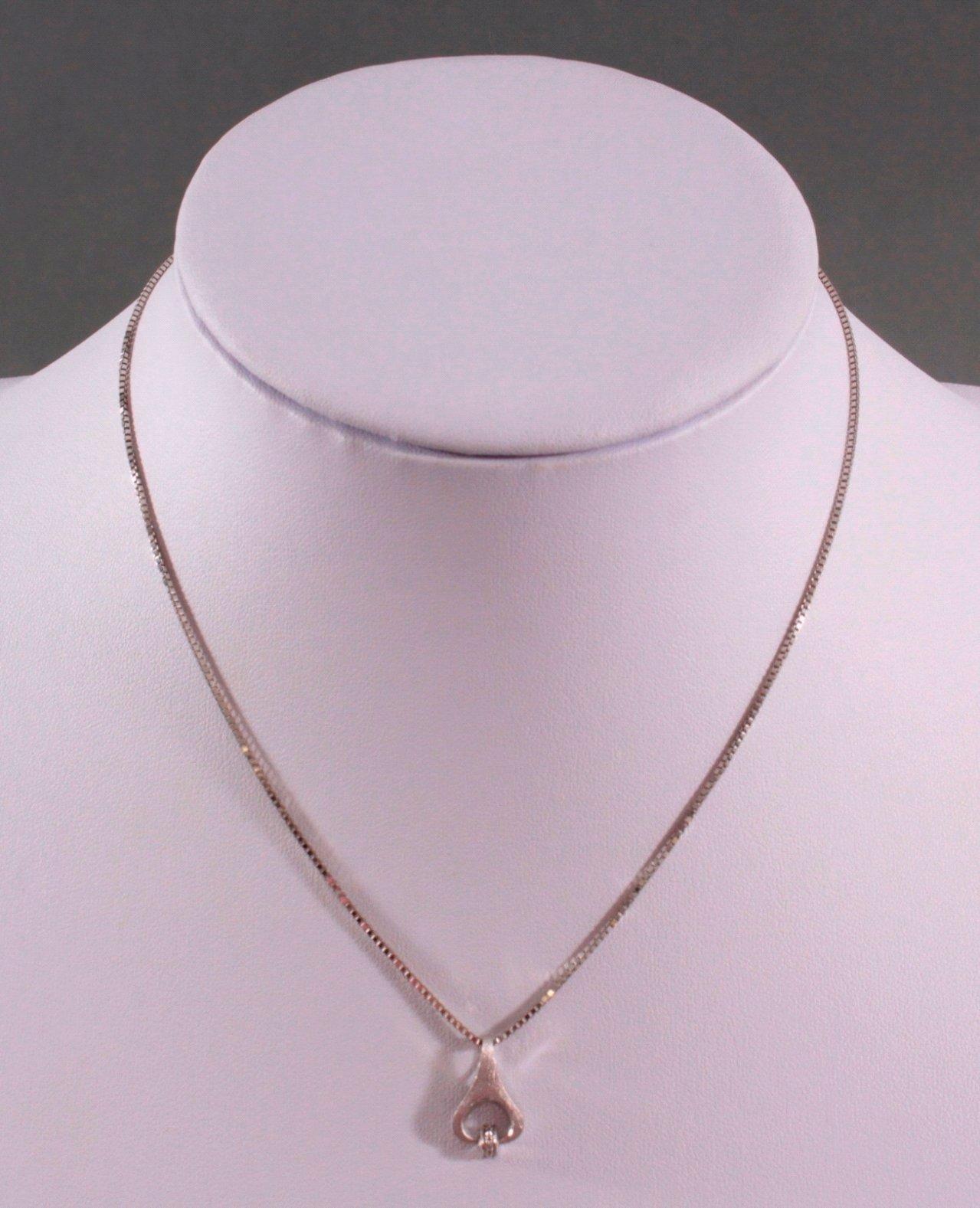 Halskette mit Anhänger