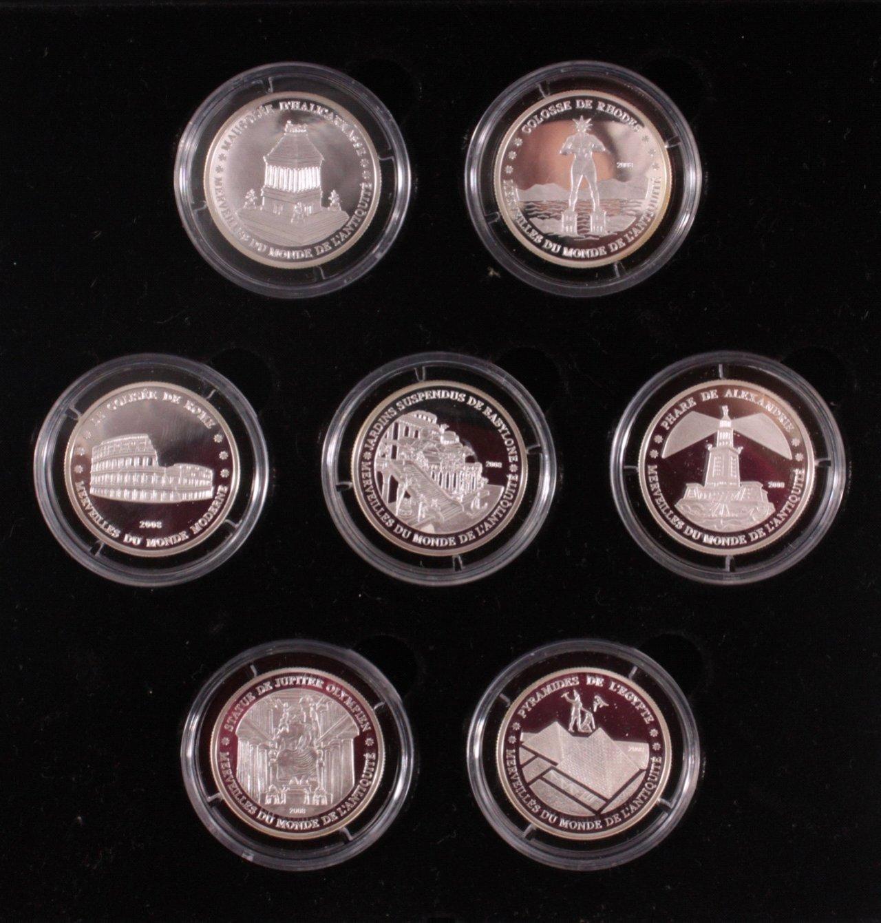 Die sieben Weltwunder, Ausgabe 2008