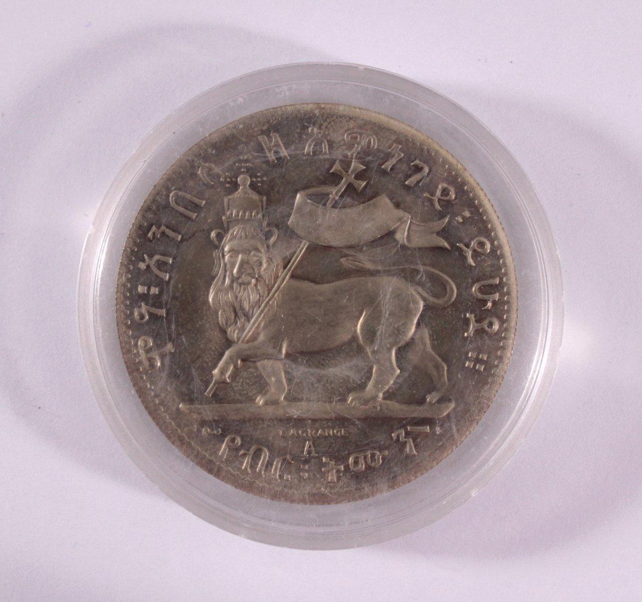 Äthiopien, 1 Birr um 1900-1